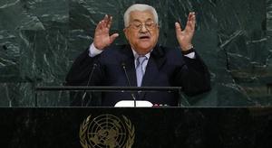 عباس: رفض إسرائيل ال