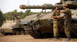 الجيش الإسرائيلي يطل