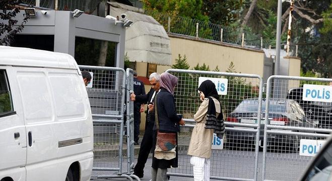 القنصلية السعودية بإسطنبول