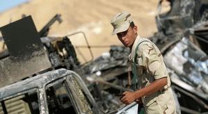 الجيش المصري: مقتل 4