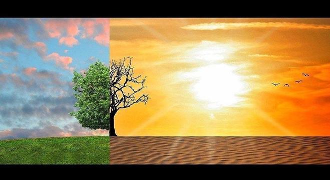 تغير المناخ