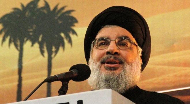 الأمين العام لـحزب الله اللبناني حسن نصر الله