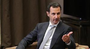 جو بايدن يؤكد: الأسد
