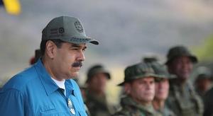 مادورو يرد على تهديد