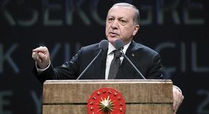 أردوغان يكشف ما قاله