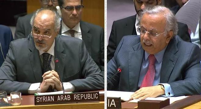 سوريا-والسعودية
