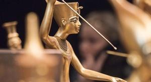 العثور على جيش فرعون
