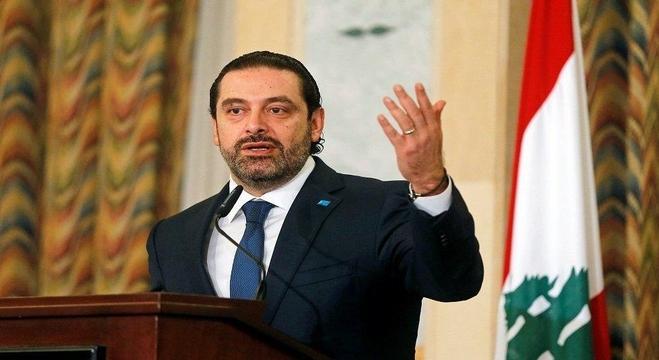 سعد الحريري، رئيس الوزراء اللبناني