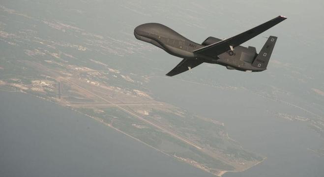 طائرة مسيرة
