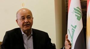 الرئيس العراقي يطالب