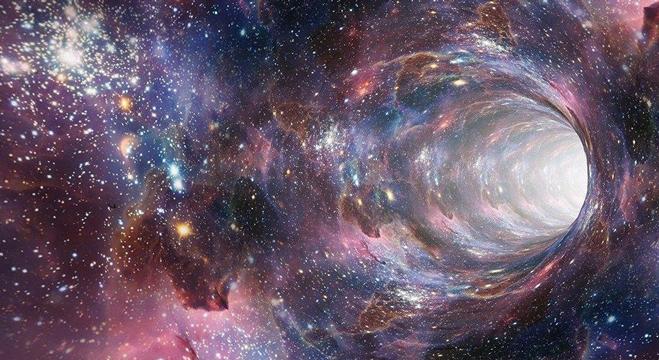إعصار المادة المظلمة