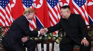 ترامب يعرض على كوريا