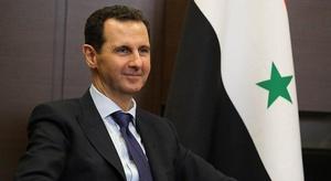 الرئيس الأسد يعلن مو