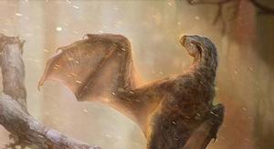 علماء: ديناصور بجناح