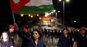 غضب أردني.. عمان ليس