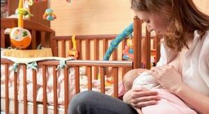 الرضاعة الطبيعية تحم