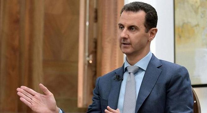 السوري-بشار-الأسد