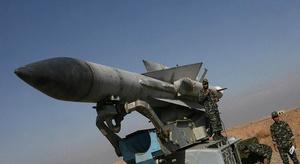 إطلاق صاروخ S-200 ال
