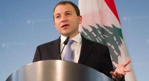 وزير الخارجية اللبنا