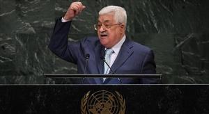 عباس: القدس ليست للب