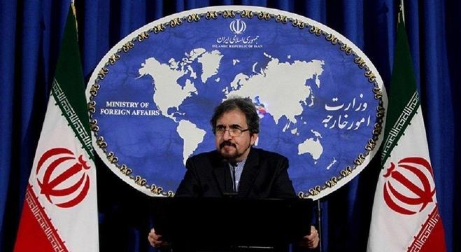 المتحدث باسم الخارجية الإيرانية بهرام قاسمي