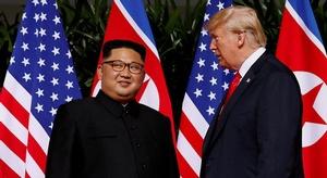 ترامب: الزعيم الكوري
